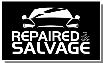 Repaired Salvage Logo