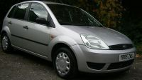 2005 Ford Fiesta 1.25 Finesse 5dr