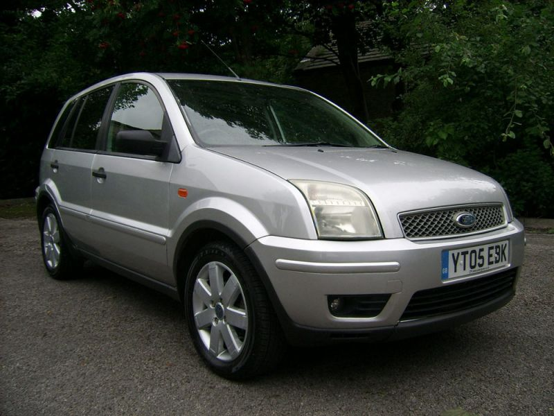 2005 Ford Fusion 1.4 TD + 5dr image 1