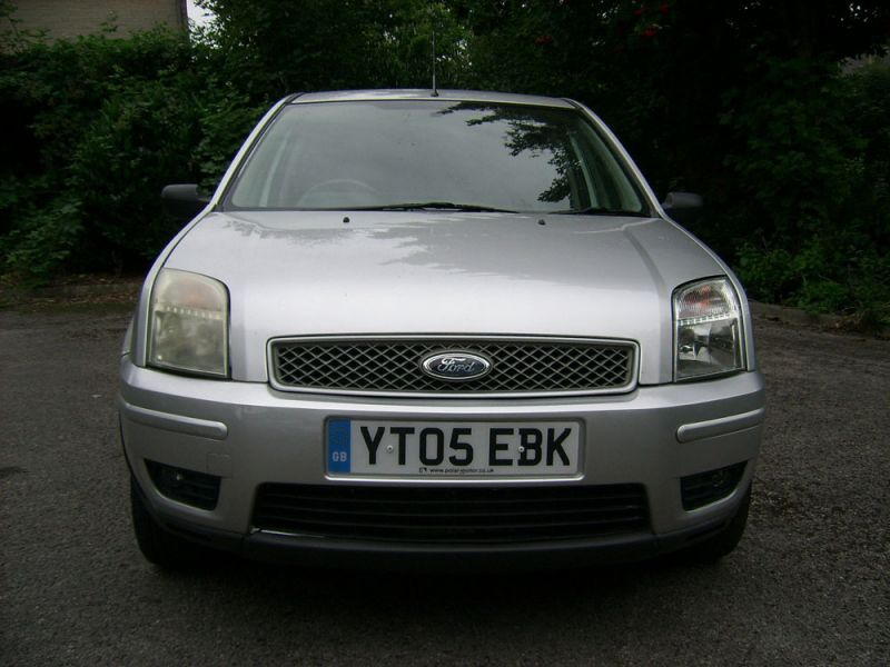 2005 Ford Fusion 1.4 TD + 5dr image 2