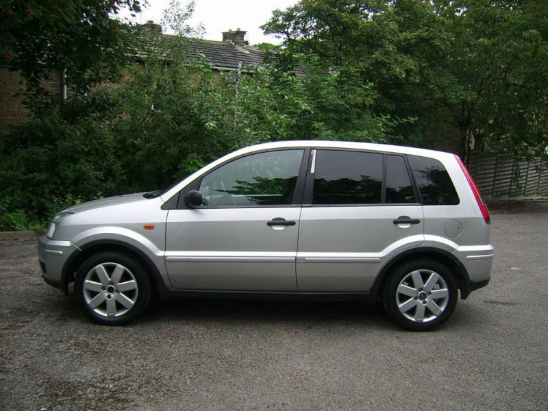 2005 Ford Fusion 1.4 TD + 5dr image 3