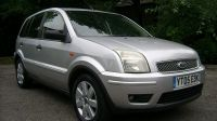 2005 Ford Fusion 1.4 TD + 5dr
