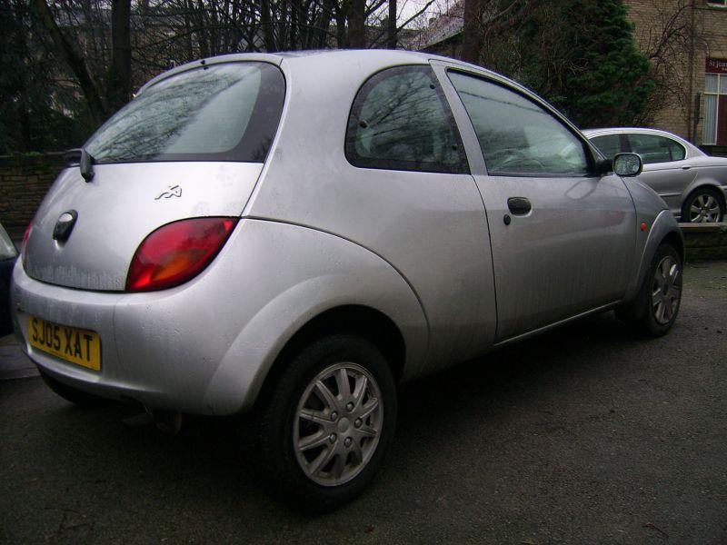 2005 Ford KA 1.3 Style 3dr image 3
