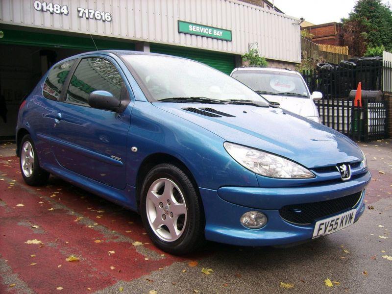 2005 Peugeot 206 1.1 8v Sport 3 image 1