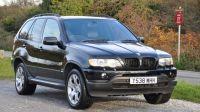 2001 BMW X5 4.4 i Sport 5dr