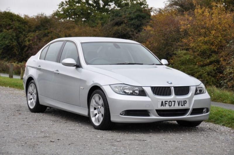 2007 BMW 3 SERIES 3.0 325d SE 4dr image 1