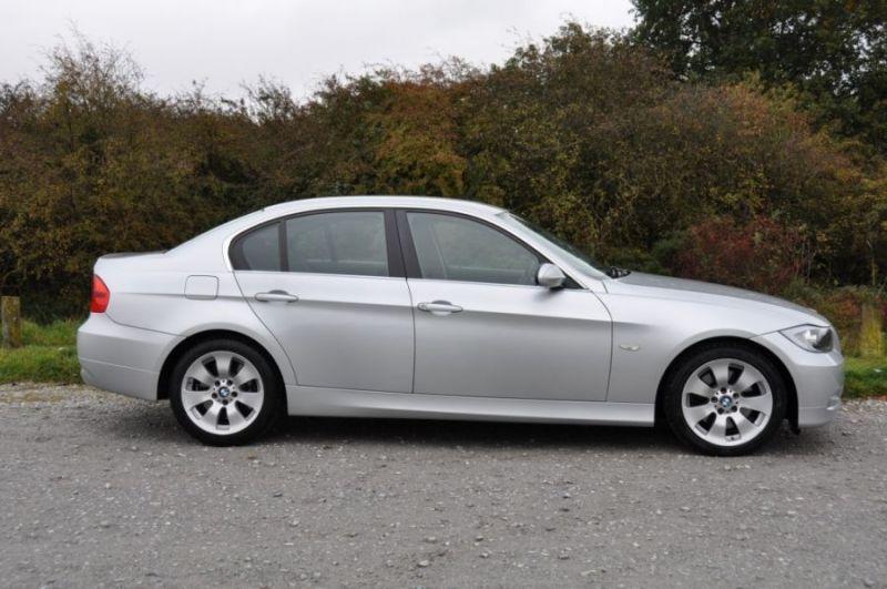 2007 BMW 3 SERIES 3.0 325d SE 4dr image 2