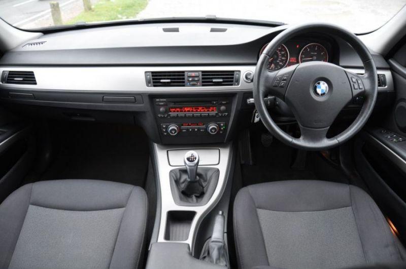 2007 BMW 3 SERIES 3.0 325d SE 4dr image 4