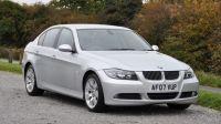 2007 BMW 3 SERIES 3.0 325d SE 4dr