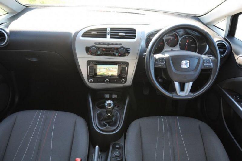 2012 Seat Leon 1.6 TDI SE Copa 5dr image 4