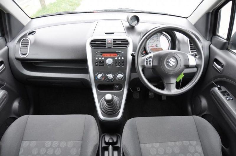 2008 Suzuki Splash 1.2 GLS + 5dr image 4