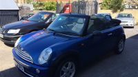 2006 Mini Convertible 1.6 One