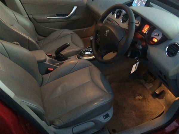 2008 Peugeot 308 1.6 THP SE image 4