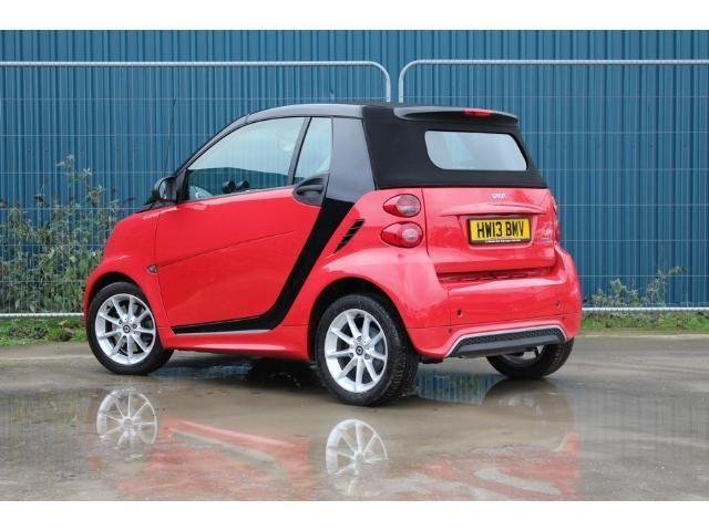 2013 Smart ForTwo Cabrio 1.0 image 2