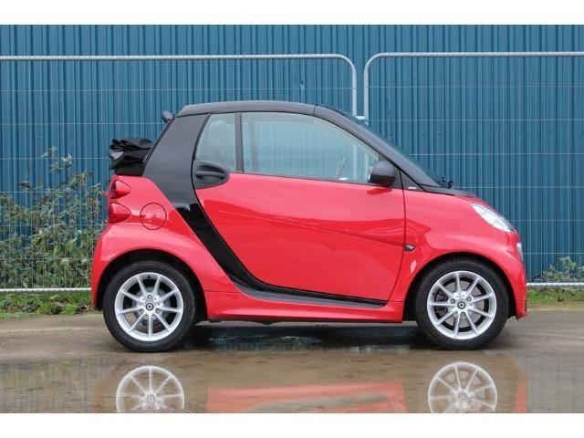 2013 Smart ForTwo Cabrio 1.0 image 3
