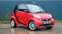 2013 Smart ForTwo Cabrio 1.0