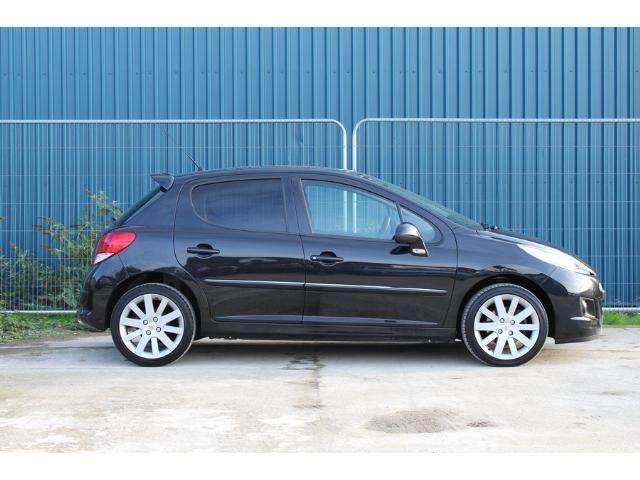 2012 Peugeot 207 1.6 VTi 120 Allure image 3