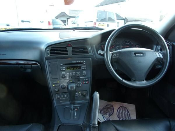 2001 Volvo S60 2.4 T S 4dr image 4