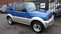 2004 Suzuki Jimny 1.3 O2 3dr