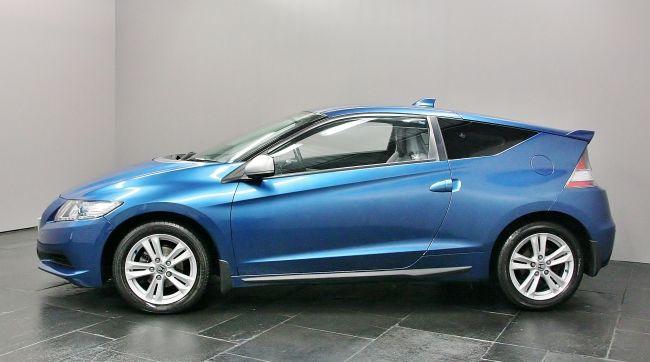 2010 HONDA Cr-Z 1.5 IMA Hybrid Sport 3dr image 2