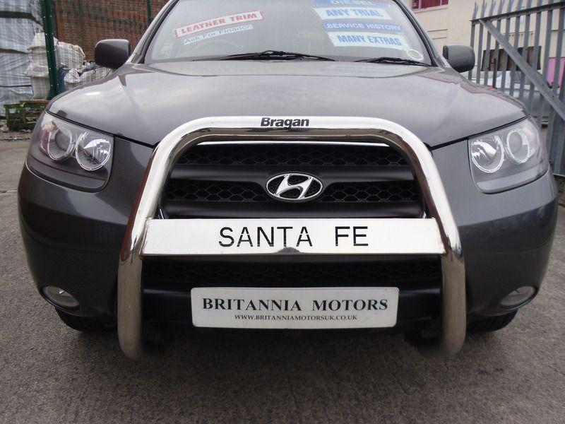 2007 Hyundai Santa Fe CDX Crtd image 3