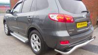 2007 Hyundai Santa Fe CDX Crtd image 2