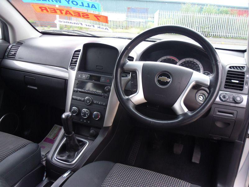 2007 Chevrolet Captiva LT Vcdi image 3