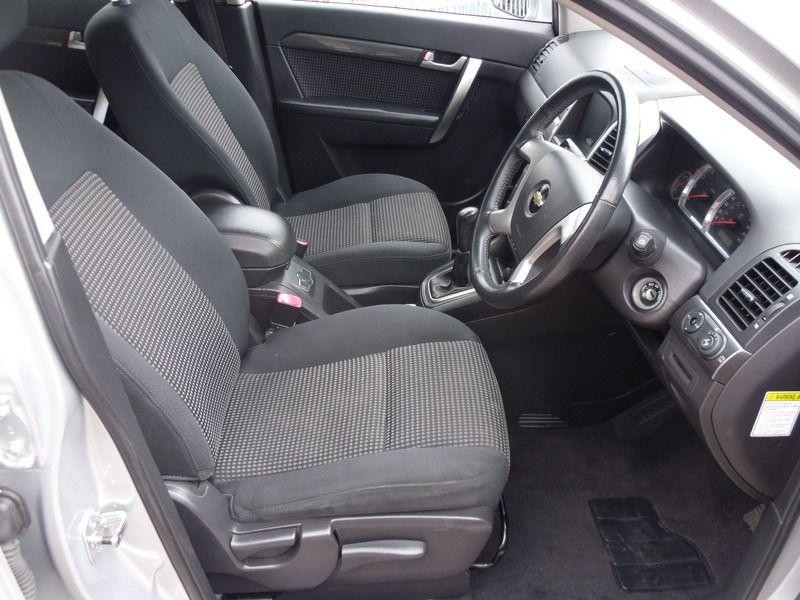 2007 Chevrolet Captiva LT Vcdi image 4
