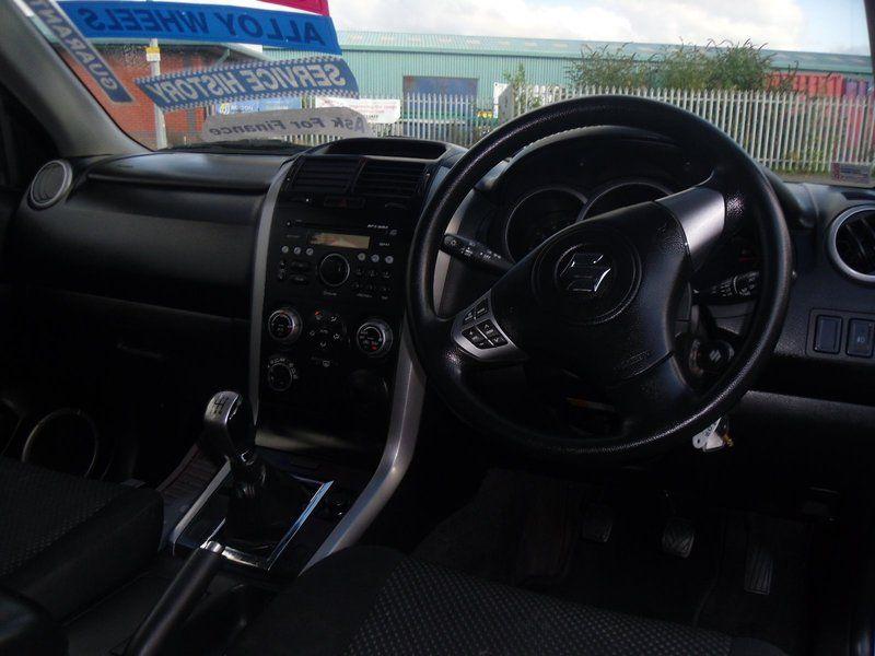 2007 Suzuki Grand Vitara Ddis image 3