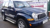 2005 Jeep Cherokee Limited CRD