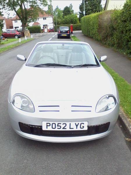 2002 MG TF 135 image 1