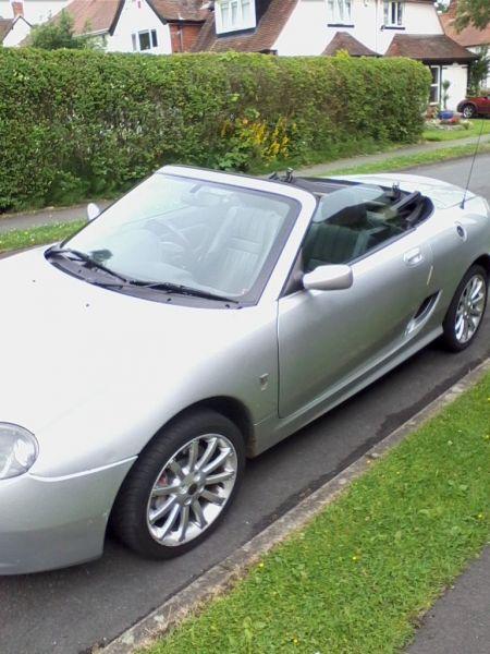 2002 MG TF 135 image 2