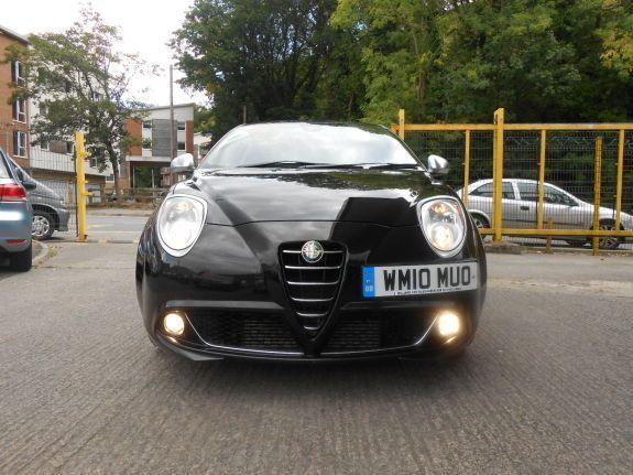 2010 Alfa Romeo Mito 1.6 JTDM Veloce 3dr image 2
