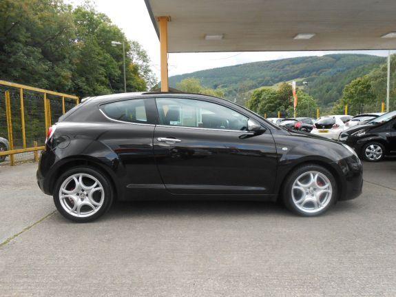 2010 Alfa Romeo Mito 1.6 JTDM Veloce 3dr image 4