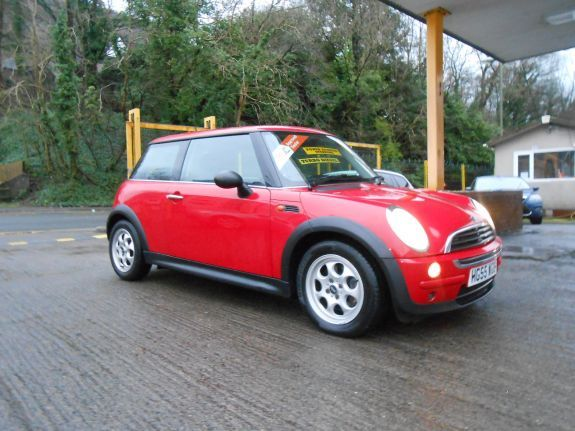 2005 MINI Hatch One 1.4 One D 3dr image 1