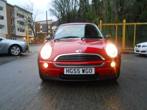 2005 MINI Hatch One 1.4 One D 3dr image 2
