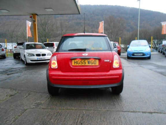 2005 MINI Hatch One 1.4 One D 3dr image 4