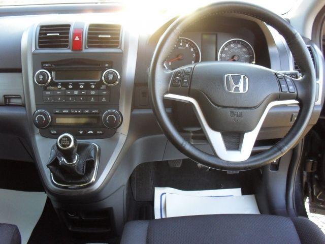 2008 HONDA CR-V 2.0 i-VTEC ES 5dr image 5