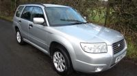 2006 SUBARU FORESTER 2.0 XE 5dr image 1