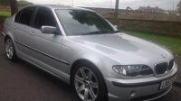 2003 BMW 3.0 330D SE 4d