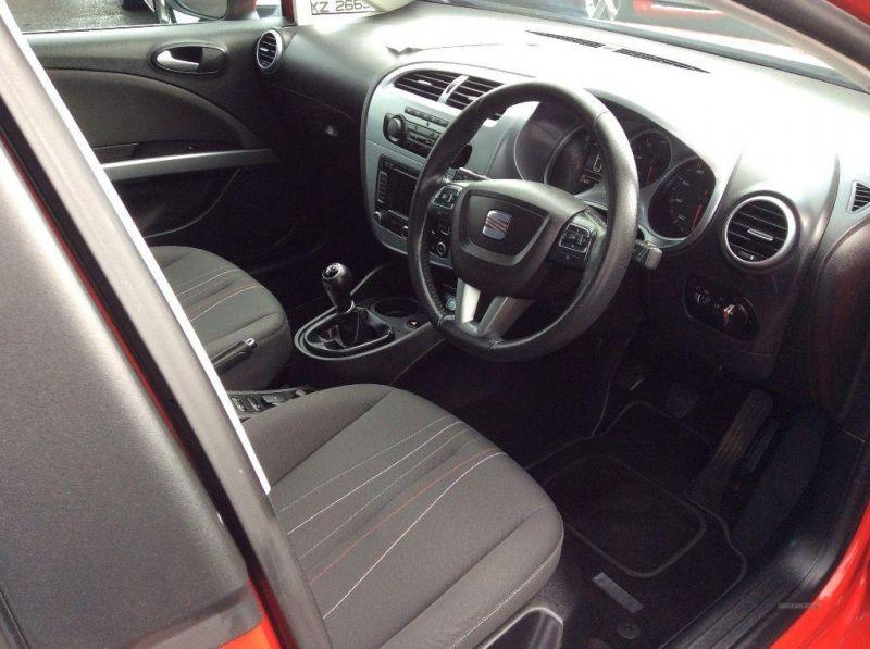 2012 Seat Leon SE COPA CR TDI image 5