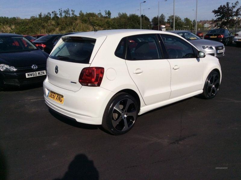 2012 Volkswagen Polo TDI image 3