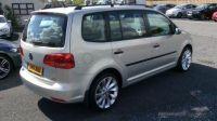 2011 Volkswagen Touran S TDI image 4