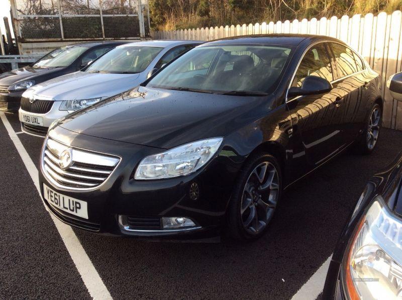 2012 Vauxhall Insignia SRI 158 CDTI image 1
