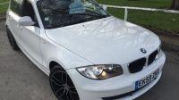 2009 BMW 1 SERIES 2.0 ES 5d