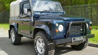 1997 LAND ROVER DEFENDER 2.5 90 PU TDI 5d