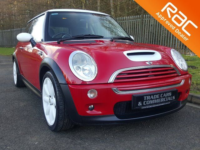 2004 MINI HATCH 1.6 COOPER S 3d image 1