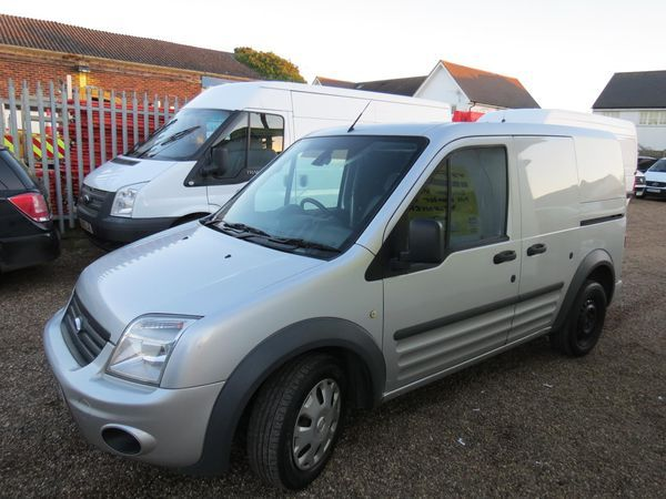 2010 Ford Transit Connect TDCi image 3
