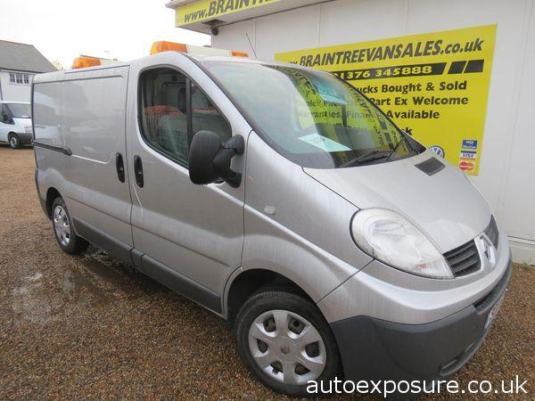 2011 Renault Trafic 2.0 image 1