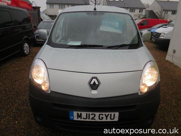 2012 Renault Kangoo MAXI LL21dCi image 2